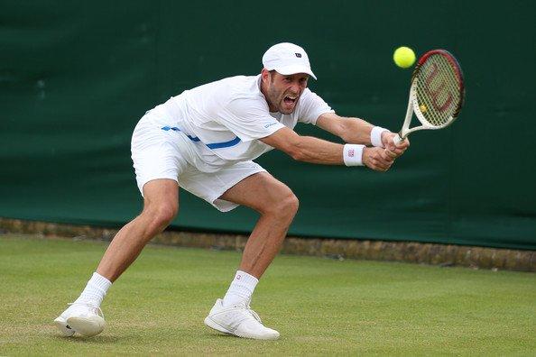 [Tennis / Wimbledon] : Stéphane Robert fait son entrée ! 1
