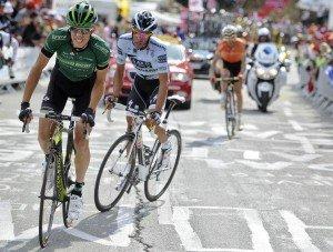 Cyclisme : Tour De France - Etape 19 - Modane - Alpe d huez - 22.07.2011 -