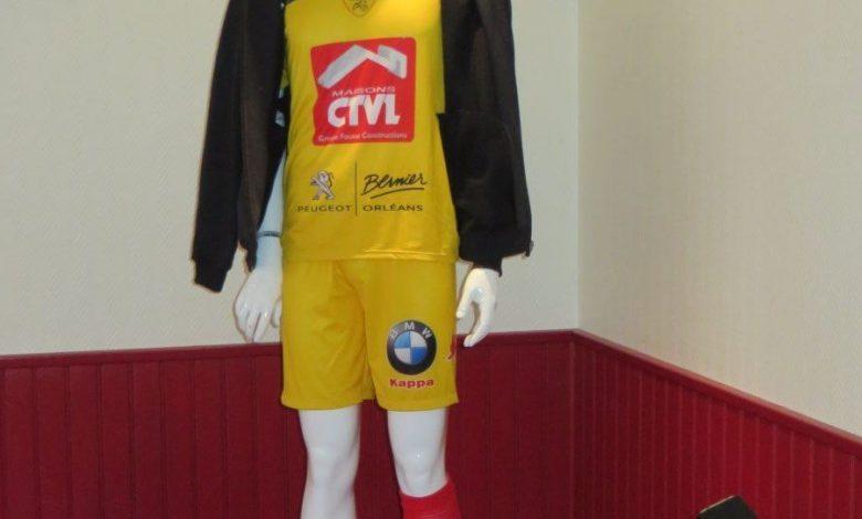 [Football] : L'US Orléans Loiret Football présente ses maillots pour la saison 2014/2015 1
