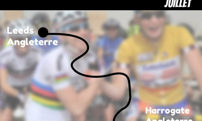 [Tour de France 2014] : Etape 1: Leeds / Harrogate (190.5 kms) 1