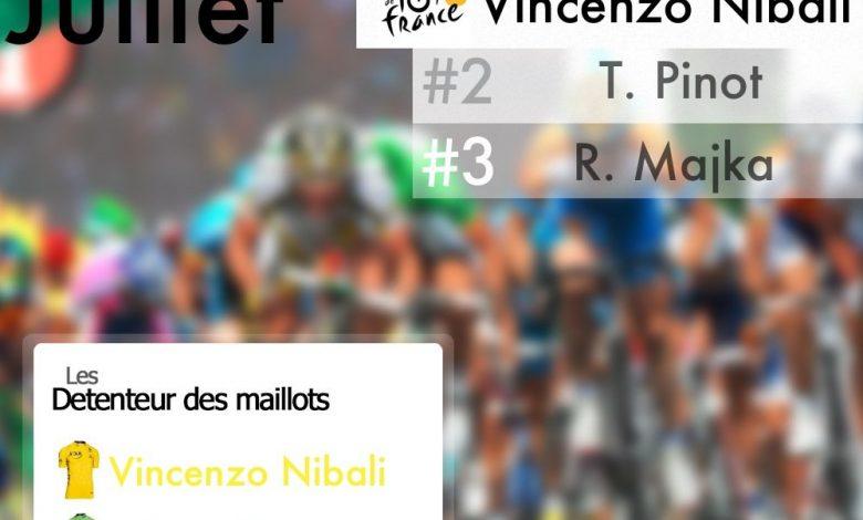 [Tour de France 2014] : 18éme étape Vincenzo Nibali règne seul en maître 1