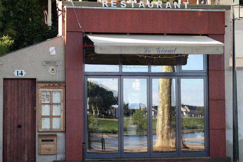 restaurant le girouet orleans