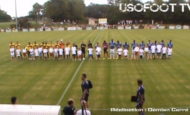 USO - AJ Auxerre, le résumé en vidéo et un petit bonus 1