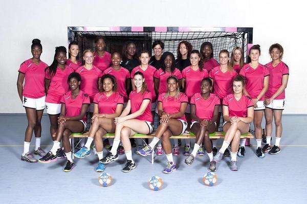 [Handball] : Un Fleury Loiret Handball déjà en forme à Luxeuil Les Bains 1