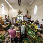 Quelques photos des préparatifs de la Saint Fiacre 2014 4
