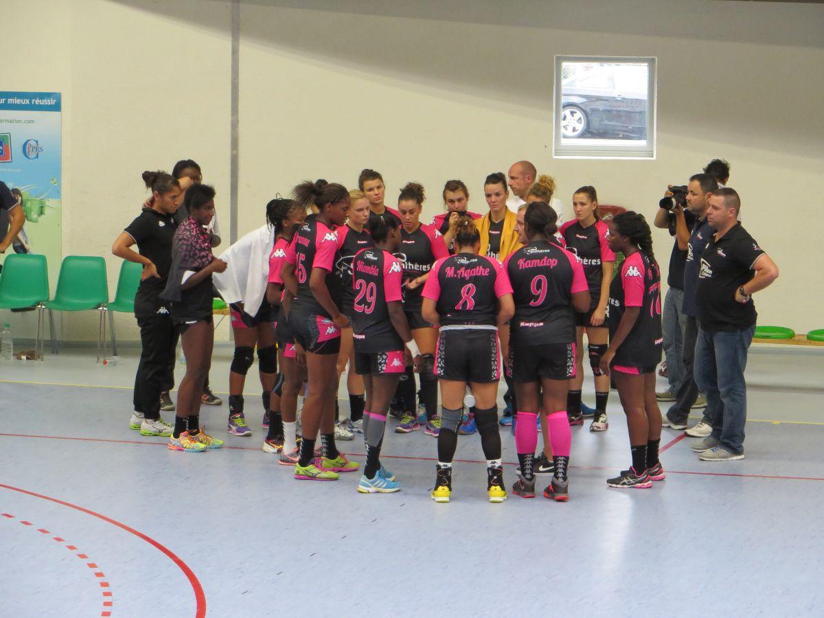 [Handball / Amical] : Fleury Loiret Handball 31-30 Corée du Sud 5