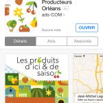 Une App et des dizaines d'adresses pour consommer local 3