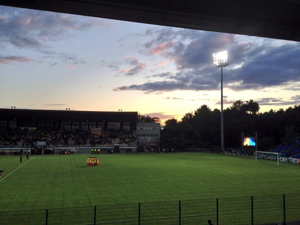 [Football / Coupe de la Ligue] : US Orléans 1-1 (3-4 T.A.B) AJ Auxerre 42