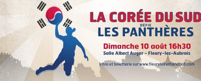 [Handball] : Premier match de préparation pour les Panthères ! 1