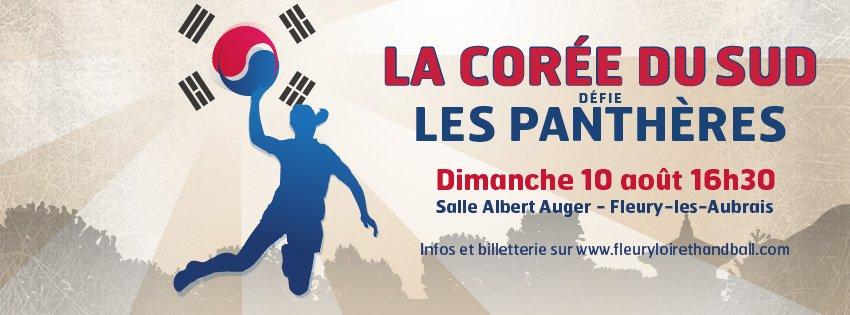 [Handball] : Premier match de préparation pour les Panthères ! 6