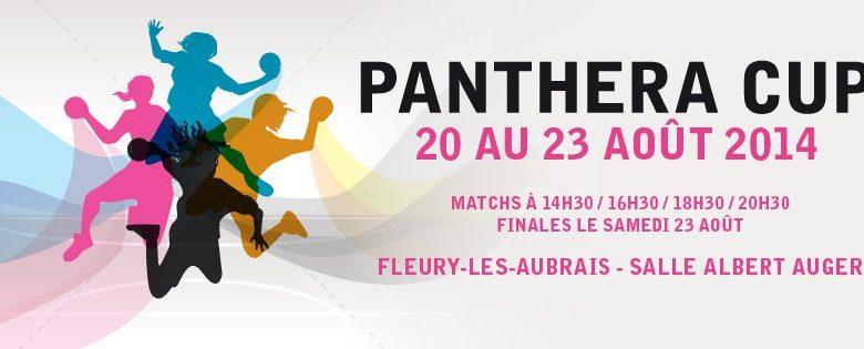[Handball] : Le Programme de la Panthera Cup 2014 1