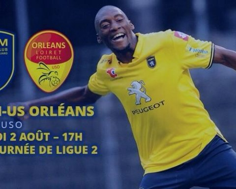 [Football, Ligue 2 / 1ére Journée] : FC Sochaux VS US Orléans Loiret Football 1