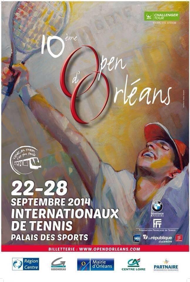 [Open d'Orléans] : Résumé du Vendredi 26 Septembre 2014 6