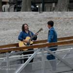 Nos images du jour : Les Chillidogs  dans Babou Jazz sur le bateau lavoir 10
