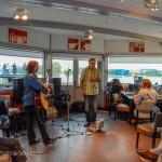 Nos images du jour : Les Chillidogs  dans Babou Jazz sur le bateau lavoir 3