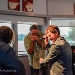Nos images du jour : Les Chillidogs  dans Babou Jazz sur le bateau lavoir 7