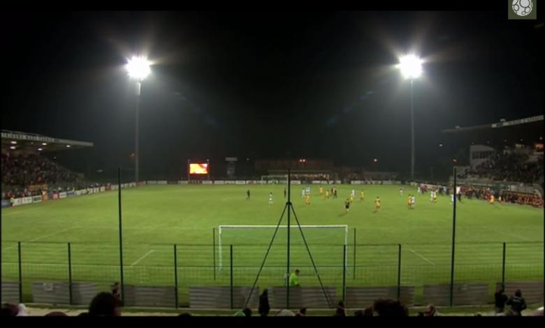 Retour en vidéo sur le match USO - GFC Ajaccio 1