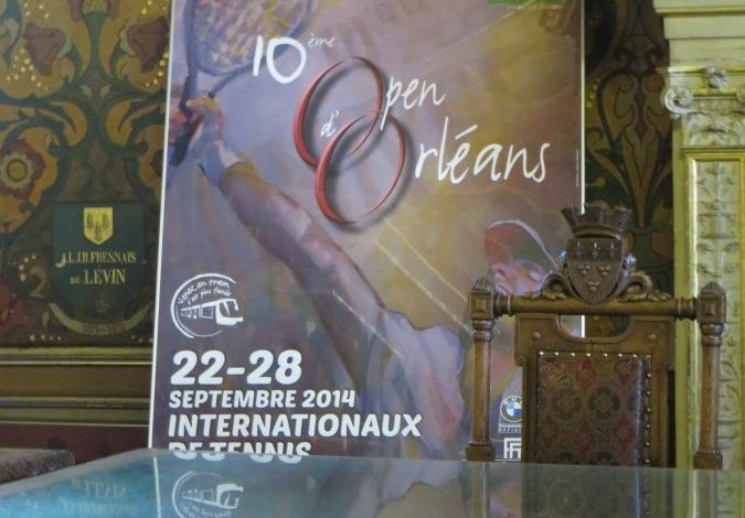 [Tennis] : Conférence de Presse de présentation des joueurs du Dixième Open d'Orléans 1