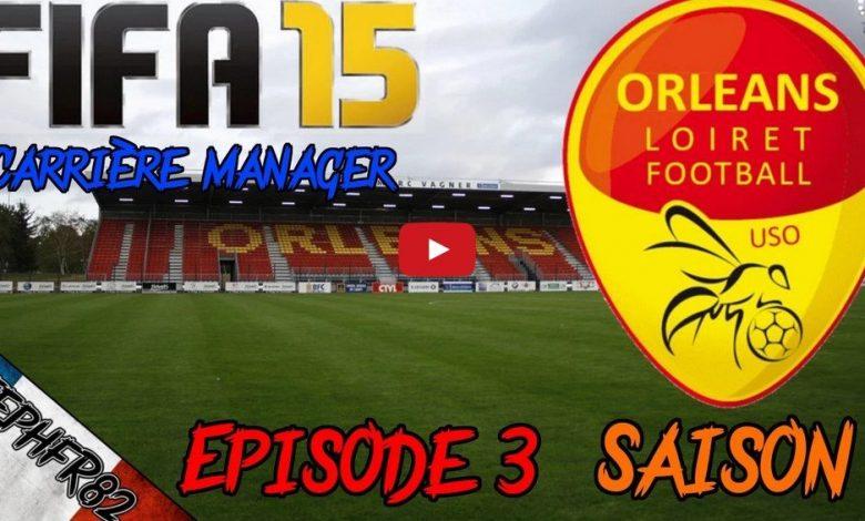 Alors FIFA 15 avec l' USO Orléans ça donne quoi ? 1