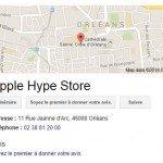 coordonnées Hype Store orléans