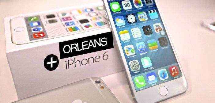 Où trouver dès demain un iPhone 6 à Orléans ? 1