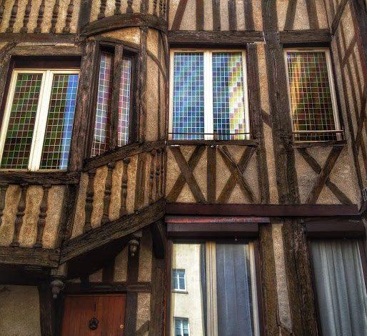 Jeu : Dans quelle rue d'Orléans a été prise cette photo ? 1