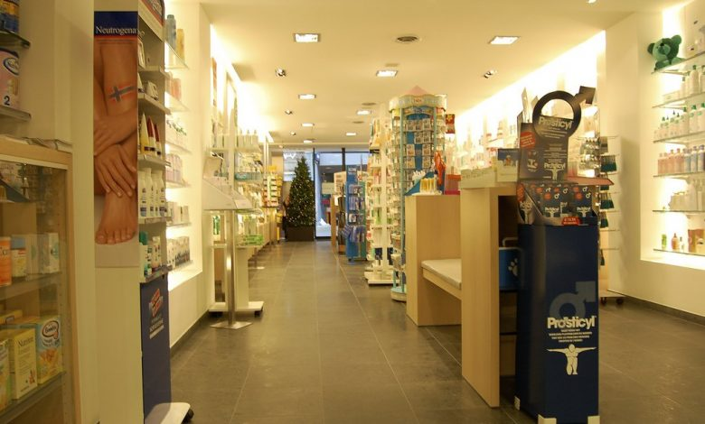 GEOCACHING : Trouver les 3 pharmacies de garde 1