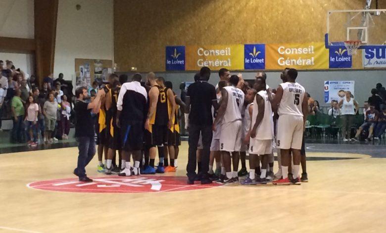 [Basket] : Orléans Loiret Basket 72-82 Stade Olympique Maritime Boulonnais 1