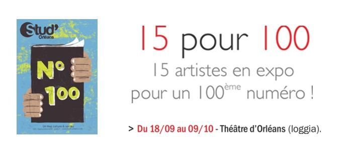 stud orleans 15 artistes 100