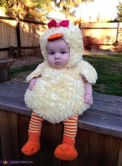 I basically only want kids so I can exploit their cuteness at Halloween