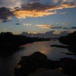 un soir d'octobre sur la Loire... 84