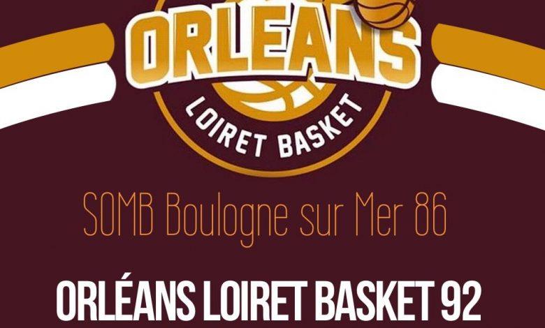[Basket : Pro A, 3éme Journée] : Boulogne Sur Mer 86-92 Orléans Loiret Basket 1