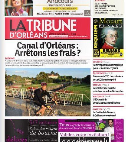 La Tribune d'Orléans n°367 1