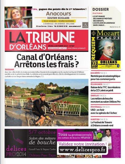 La Tribune d'Orléans n°367