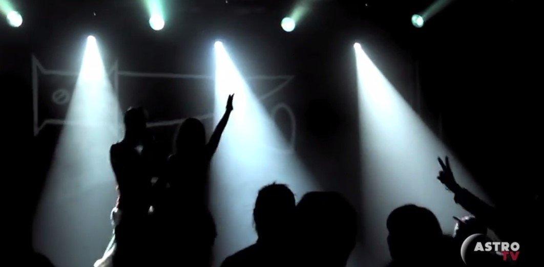 """SCHLAASSS """"Hippie"""" Live @ L'Astrolabe // ASTROTV 9"""