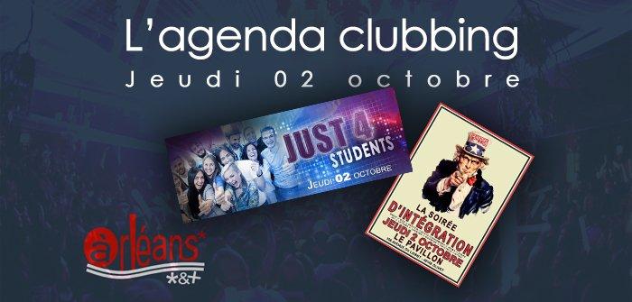 L'agenda clubbing du jeudi 02 octobre 6