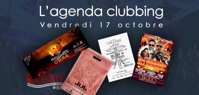 L'agenda clubbing du vendredi 17 octobre 6