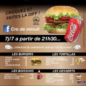 cro de munuit_menu
