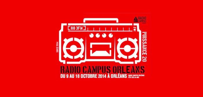 Radio Campus Orléans n'a pas tous les jours 20 ans 1