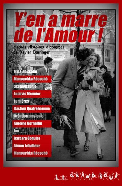 y en a marre de l amour theatre orléans mam 2014 OK