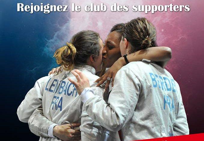 [Coupe du Monde de Sabre] : Emmenons les Bleues aux JO ! 1