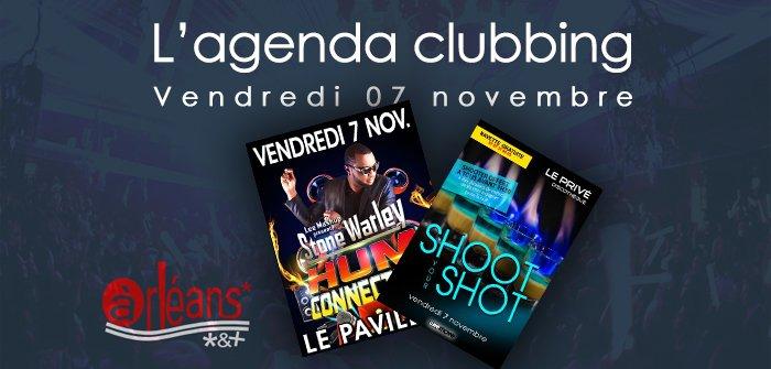 L'agenda clubbing du vendredi 07 novembre 9