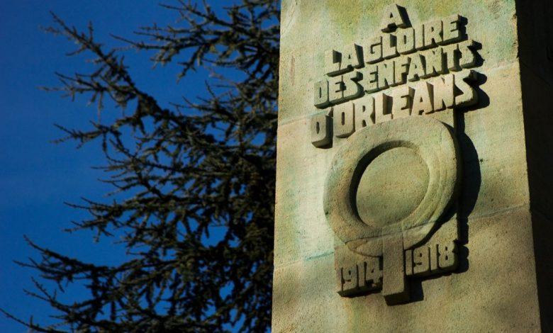 Les cérémonies du 11 novembre à Orléans 1