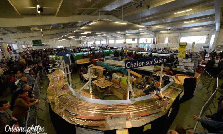 Quelques images du 14e salon du train miniature qui se tient au Parc Expo 1