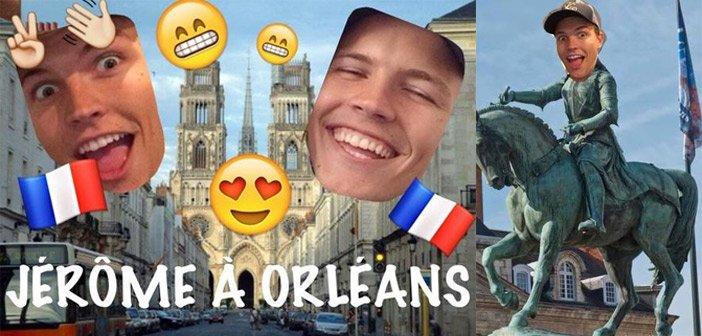 Alleeeez Jerome Jarre ... viens à Orléans ! 1