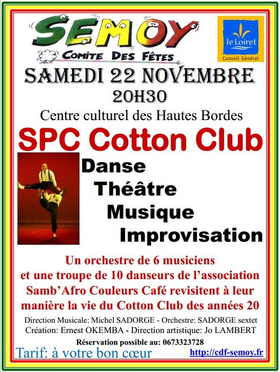 SPC Cotton Club Semoy