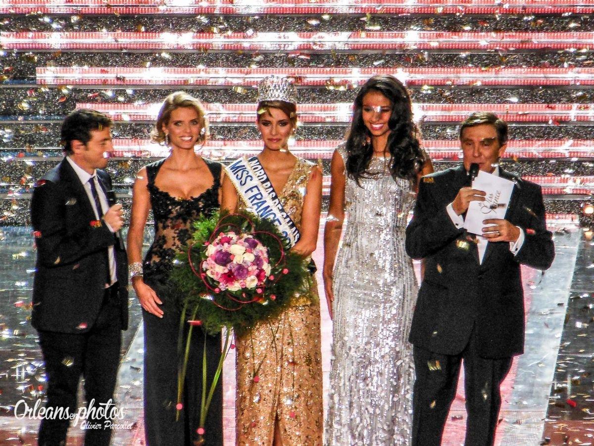Quelques clichés de l'élection de Miss France 2015 1