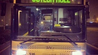 Photo of Joyeux Noël de la part des Bus TAO
