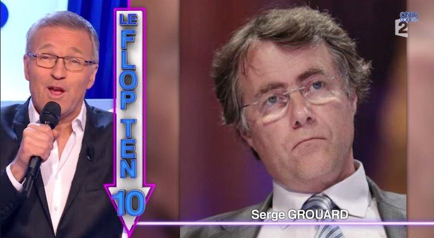 """La Rép' : [VIDEO] Serge Grouard se retrouve dans le """"Flop ten"""" d'""""On n'est pas couché"""" sur France  2"""