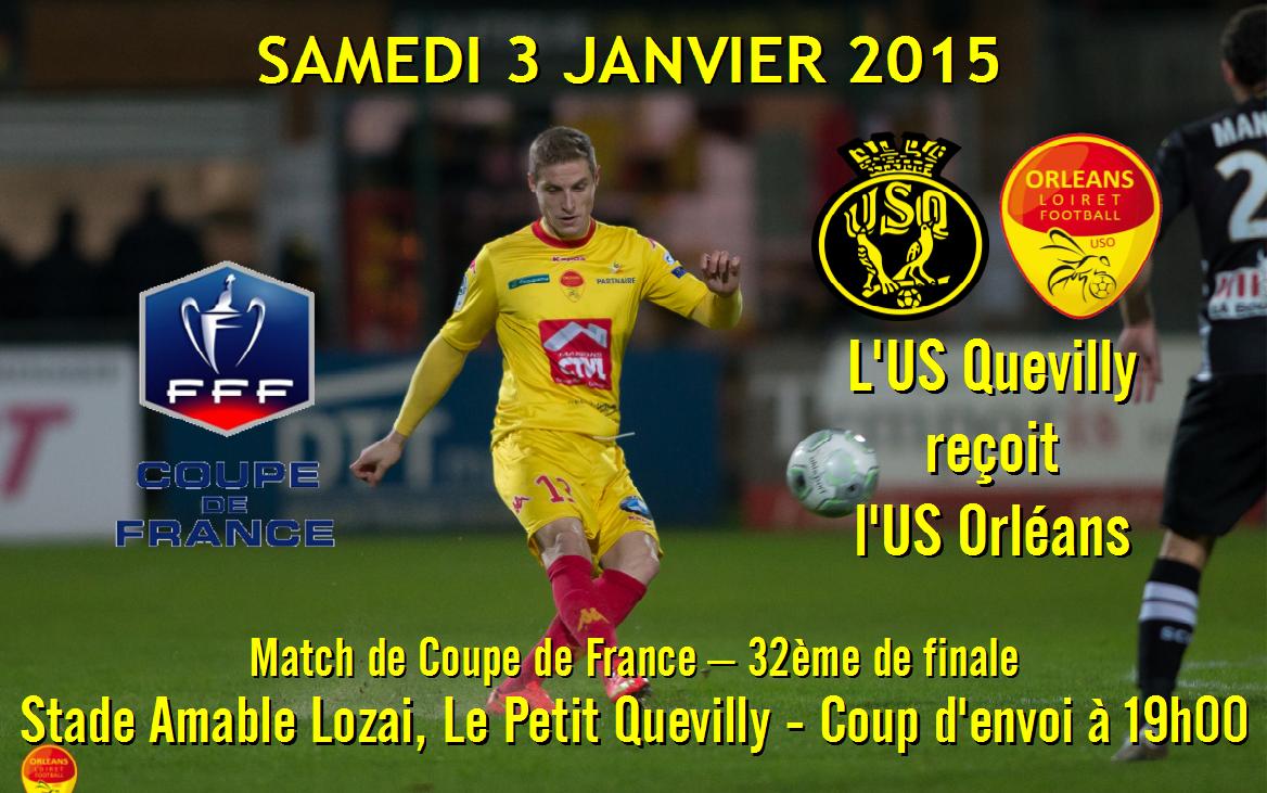 Football coupe de france 32 mes de finale us - Places finale coupe de france ...